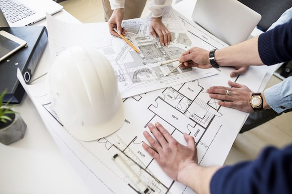 Bureau d'étude - Herry construction